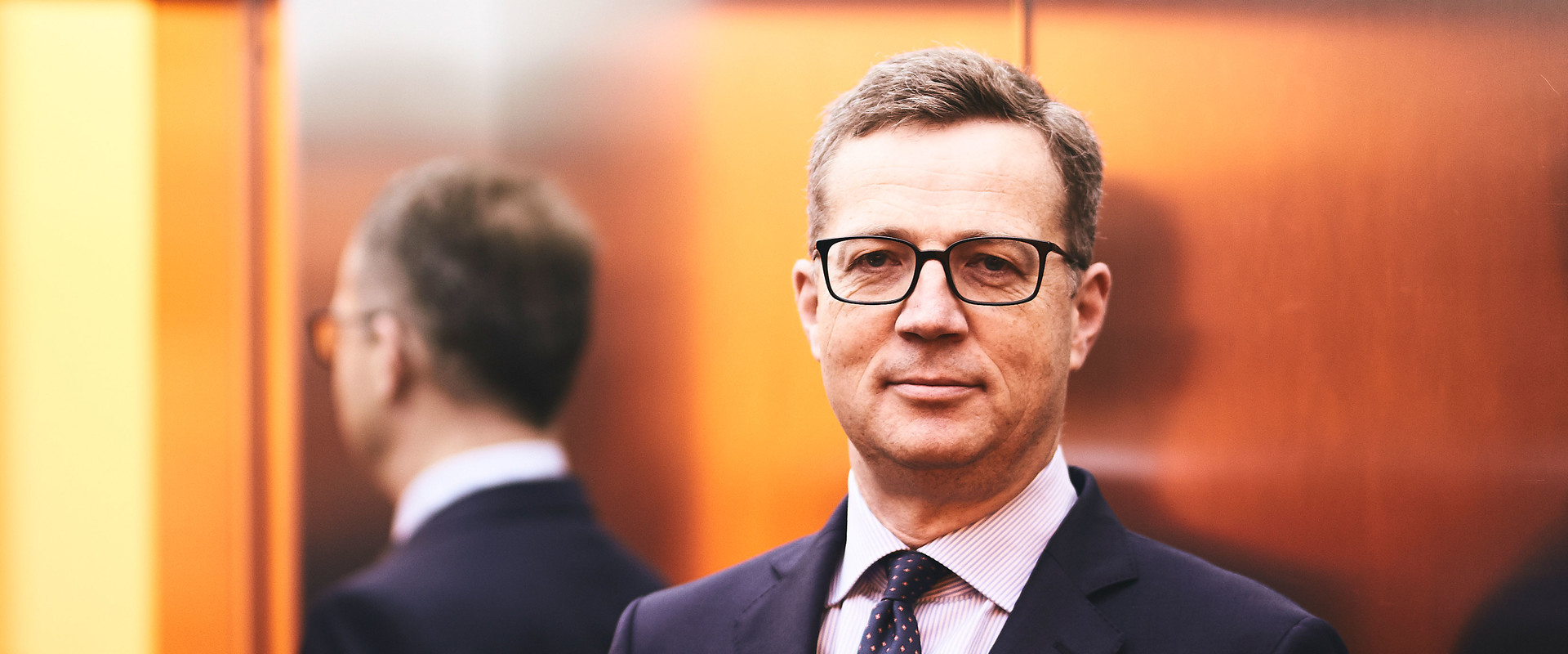 Bild zeigt Notar Dr. Markus Riemenschneider im Porträt